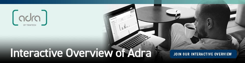 Interactive Overview of the Adra Suite