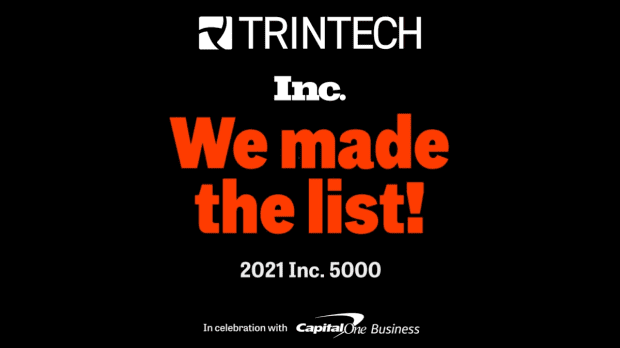 Inc. 5000 Fastest Growing - 2021
